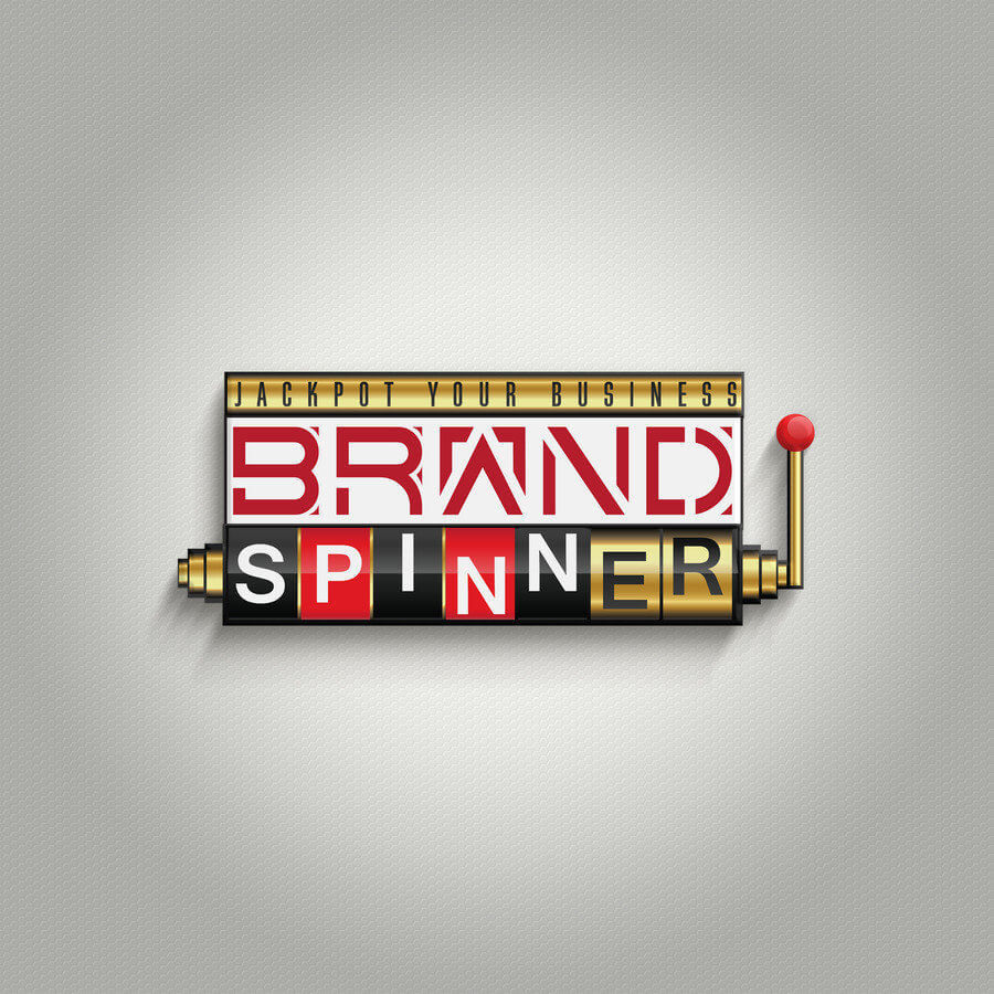 Brand Spinner - Logo design