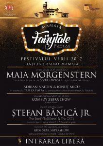 FairyTale Mamaia | Maia Morgenstern | Stefan Banica Jr | Zebra Show