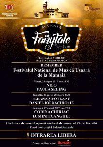 FairyTale Festival August Poster
