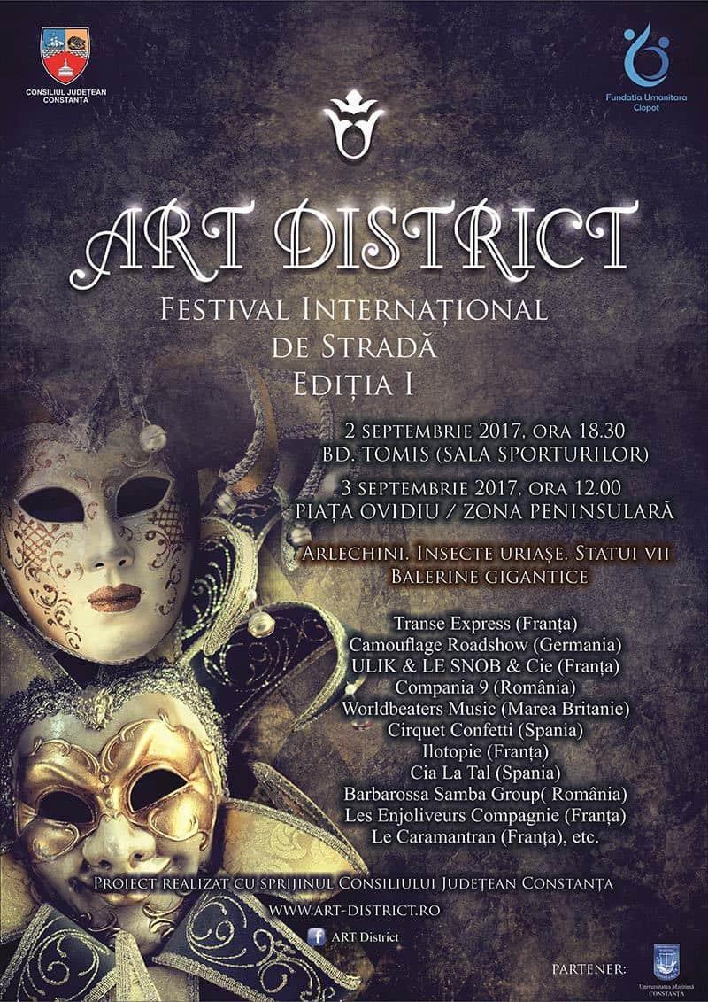 Art district constanta